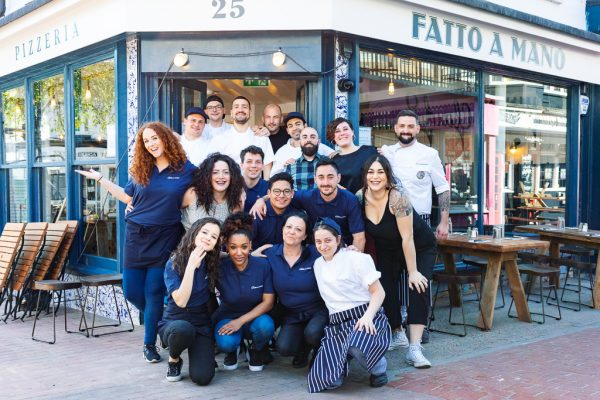 fatto a mano brighton north laine team