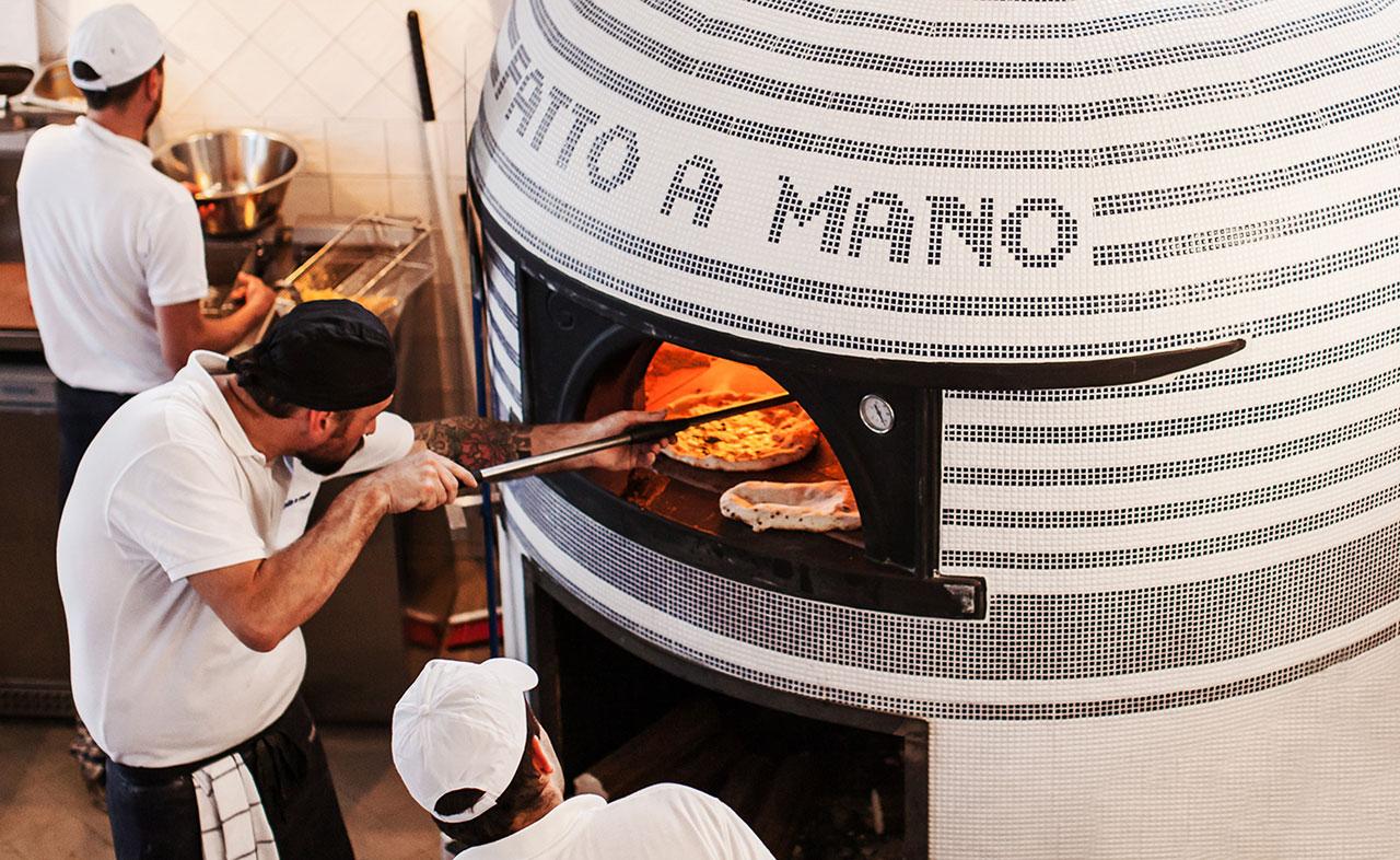 Fatto A Mano Wood Fired Neapolitan Pizza Brighton Hove F Stop